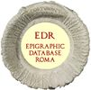 Logo Epigraphic Database Roma
